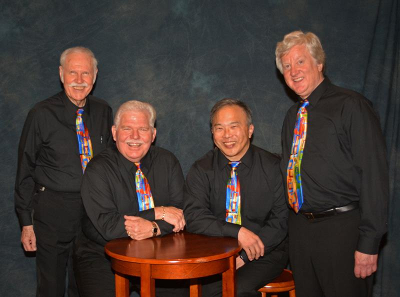 Bellevue Square Barbershop Quartet